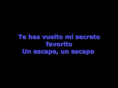 Escape   Corina Smith ft  Gustavo Elis KARAOKE