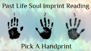 🔮Pick A Handprint🔮 Past Life Soul Imprint Reading To Guide You Right Now!