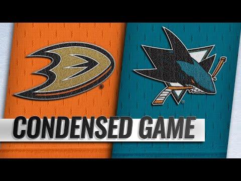 12/27/18 Condensed Game: Ducks @ Sharks