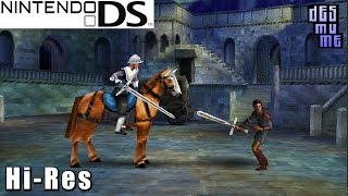 The Chronicles of Narnia: Prince Caspian - Nintendo DS Gameplay High Resolution (DeSmuME)