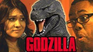 GODZILLA vs. FRIEND ZONE : Black Nerd Comedy