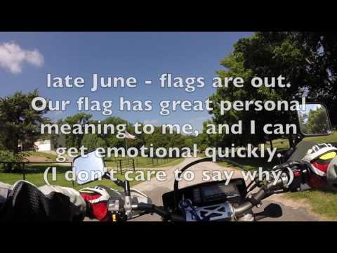 Nice Rides # 7, with music, Old Scenic Highway, Neosho, Missouri