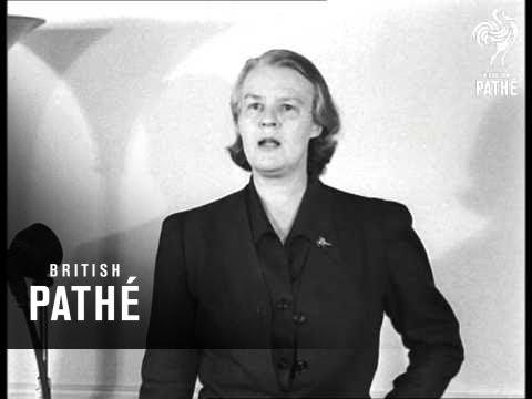 Dorothy Thompson Interview - June 1941 (1941)