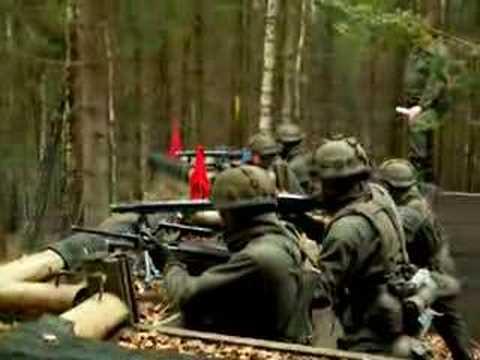 Bundesheer MG 74 Übungsschießen UOLG