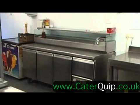 Fighting Cox Kitchen Refit By Caterquip UK Ltd
