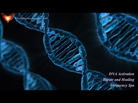 Crystalline DNA Activation Healing and Repair - Activate Your Ascension DNA
