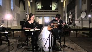 """Sharon Van Etten - """"Every Time the Sun Comes Up"""" (Live at St. Pancras Old Church, London)"""