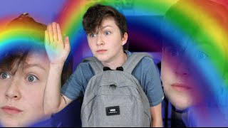 Going Back To School GAY / COMING OUT IN SCHOOL