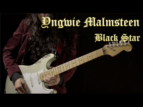 Yngwie J Malmsteen -  Black Star