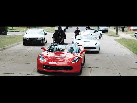 Dj Bj Ft Jeno Cash & Sino - Issa Hood (Video)