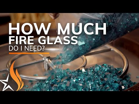 How Much Fire Glass Do I need? Fire Glass Calculator Tutorial by Starfire Direct