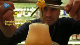 Arancia, el trago de Rodrigo Ávila en la #SemanadelCocktail