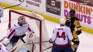 Washington Capitals vs Pittsburgh Penguins - May 7, 2018 | Game Highlights | NHL 2017/18