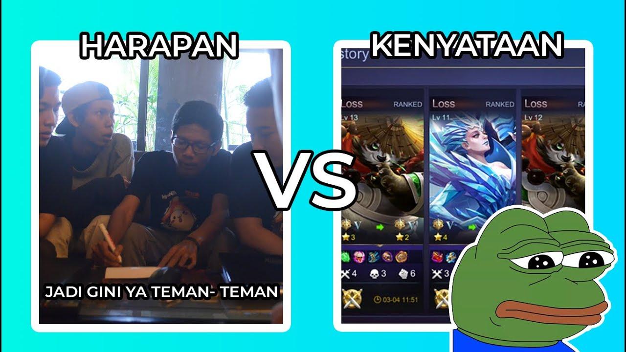 HARAPAN VS KENYATAAN