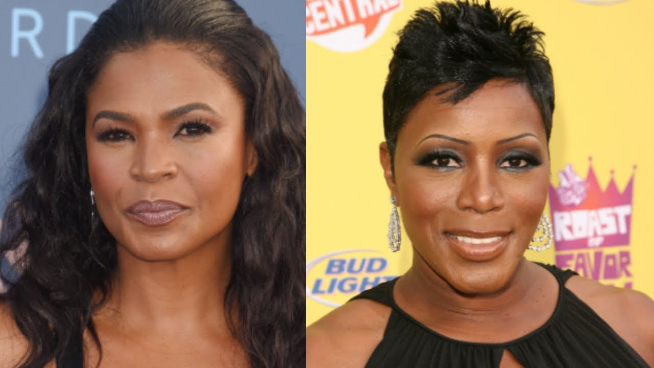 Nia Long Makes Hearbreaking Confessions About Her Sister Sommore