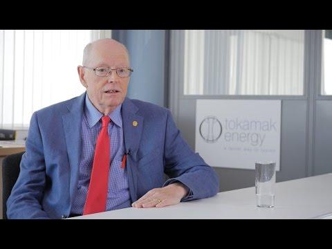 Dr Alan Costley on tokamak size and performance