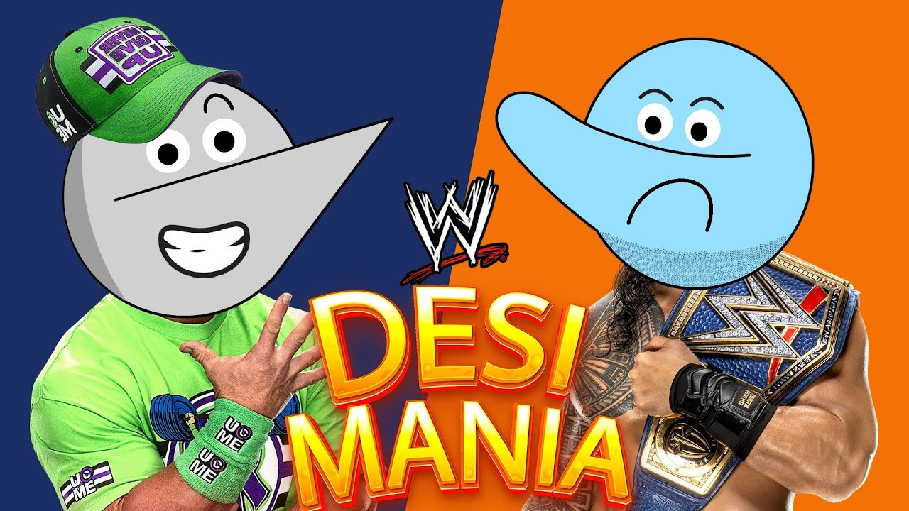 Every WWE Fan In India | Angry Prash