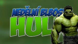 Nedělní Blbosti | Hulk 2003 - Feat. Šmejd | HULK SMASH | 1080p