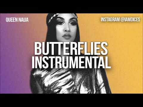 """Queen Naija """"Butterflies"""" Instrumental Prod. by Dices *FREE DL*"""