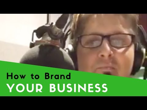 Building & Branding a Real Business,Radio Commercial Facebook Live