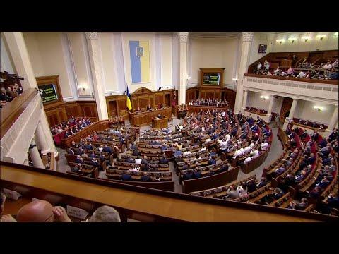 الرئيس الأوكراني يستهل فترته بحل البرلمان  - نشر قبل 4 ساعة