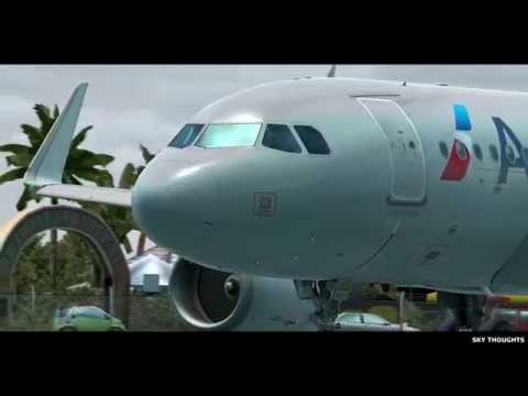 New Aerosoft Airbus A318/19