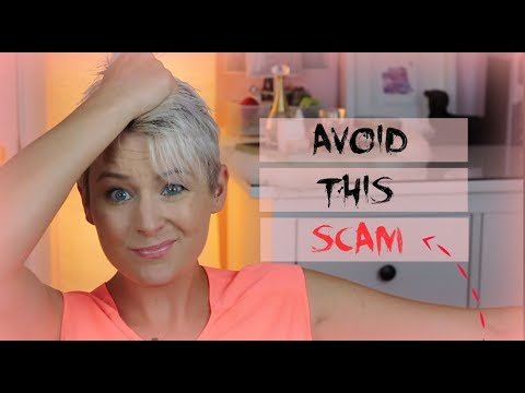 Don't Get Scammed | The #1 Way Actors & Models Get Played