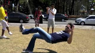 Philip Blue   Street Magic   Mágica Inédita no Brasil   Ibirapuera
