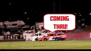 Bowman Gray - 4/28/2018 - Stadium Stocks - 15-Lapper - Race 2