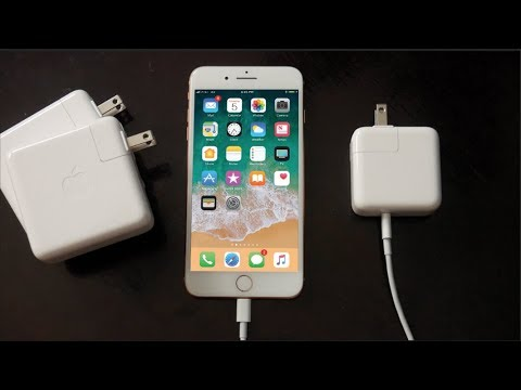 how to charge iphone faster how to fast charge iphone 8 8 plus and iphone x 50 in 30 17100