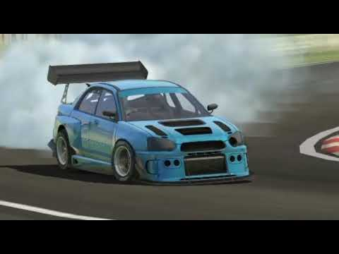 TIME ATTACK RACE IN CAR X