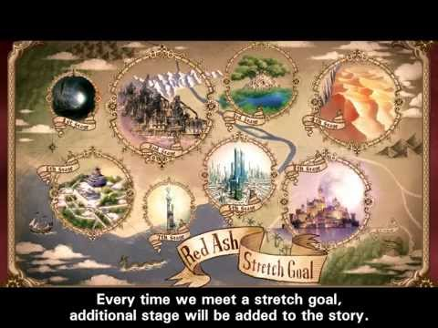 Red Ash Magicicada Kickstarter Pitch Video English subtitles
