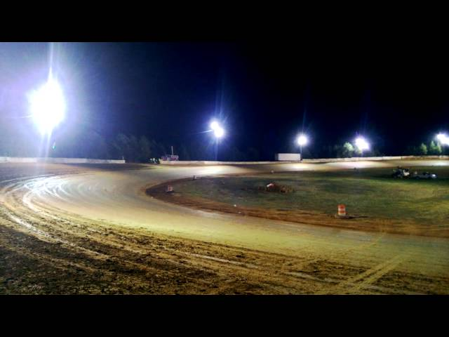 Camden Motor Speedway Tennessee Dirt Racing Report