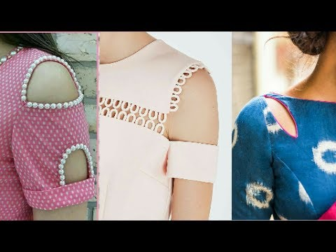 Pearl Collar Blouse