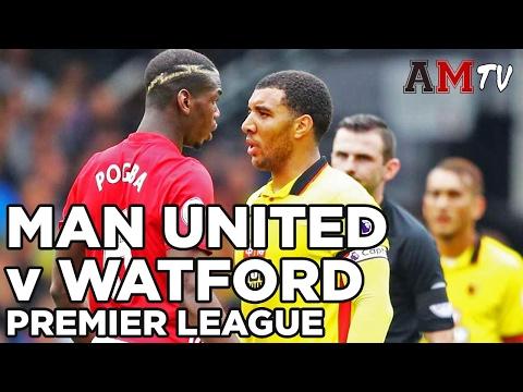Manchester United v Watford | Premier League | LIVE PREVIEW