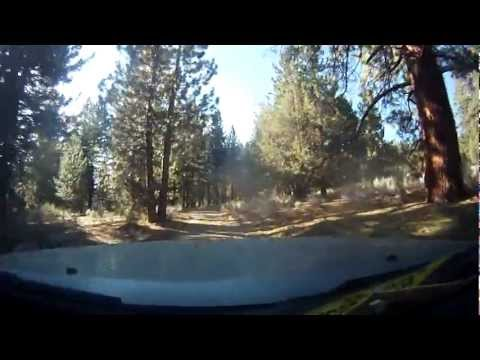Drive Through Fish Creek Campground