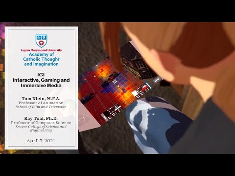 IGI: Interactive, Gaming and Immersive Media