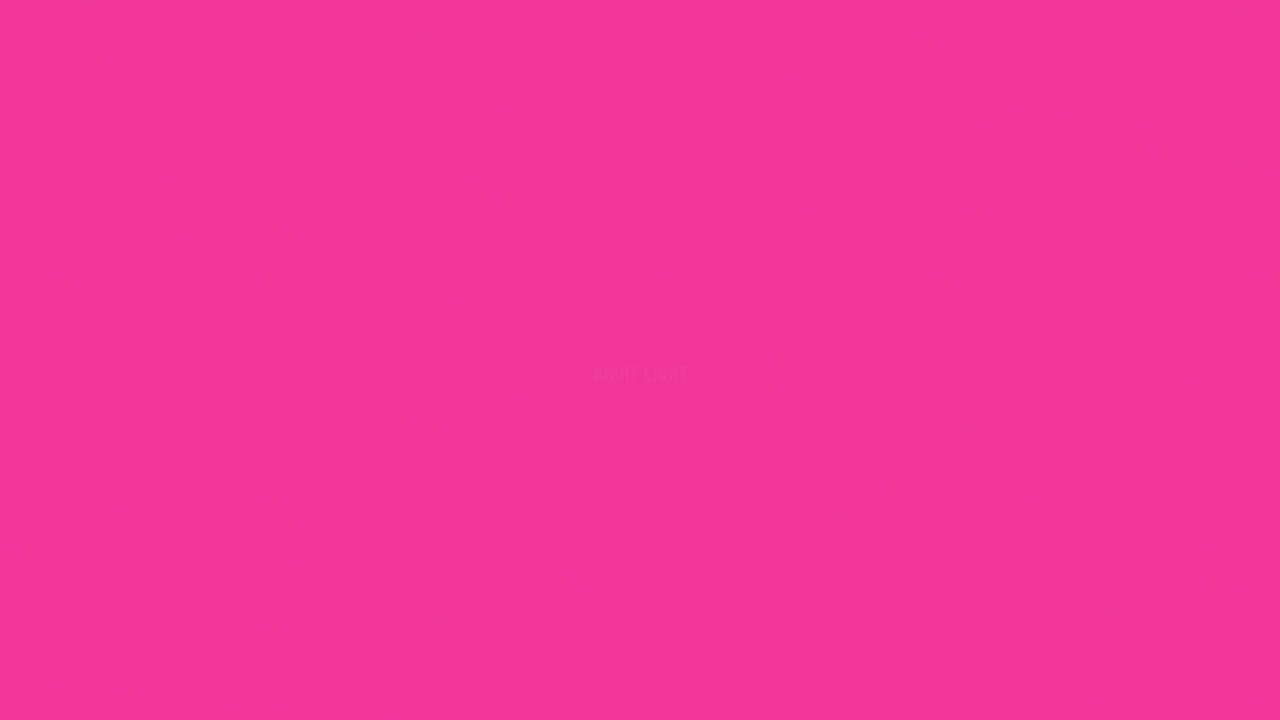 Pink Night Light For Sleeping Kids Baby Pink Screen 10