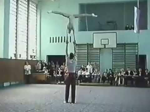 видео акробатика азов сдюсшор 2