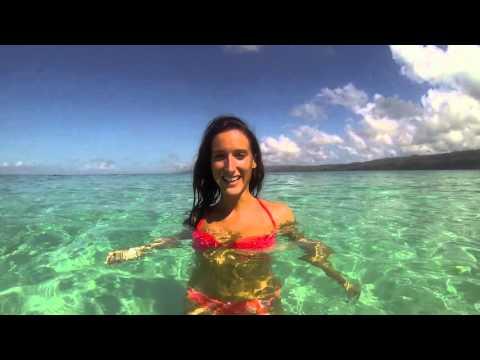Samaná - República Dominicana - 2015 - Marta y Adri