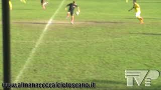 Serie D Girone E Ponsacco-Grosseto 0-2