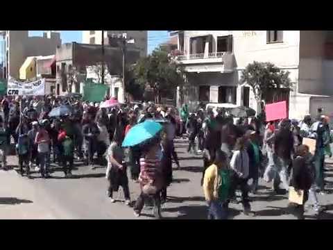 paro de colectivos 16 de abril 2018