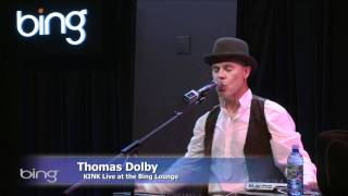 Thomas Dolby - Spice Train (Live in the Bing Lounge)