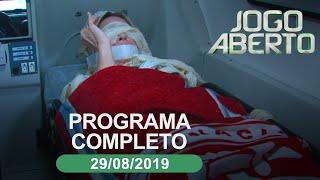 Jogo Aberto - 29/08/2019 - Programa completo