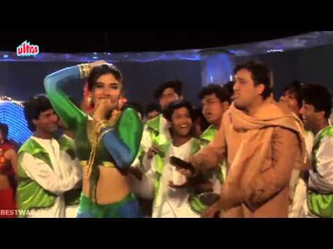 Ladka Deewana Lage, Raveena Tandon, Govinda   Dulhe Raja Dance Song