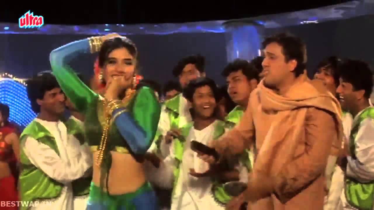 Ladka Deewana Lage, Raveena Tandon, Govinda Dulhe Raja