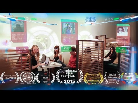 CAFE GLASS | scifi short film [Tribeca Film Festival]
