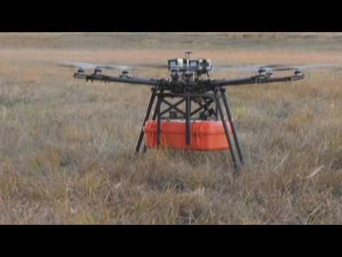 Medical Drones PKG