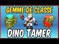 Gemme De Classe Dompteur De Dino Dino Tamer