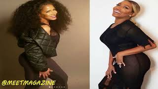 Nene Leakes fight vs  Sheree Whitfield on social media! Clothing line shade and more! #RHOA 11 stars